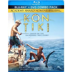 Kon-Tiki (Blu-ray + DVD) (Widescreen)