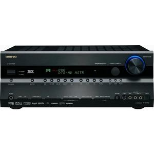 Onkyo TX-SR706 7.1 Channel Home Theater Receiver (Black)
