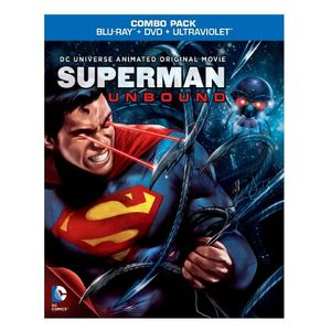 Dcu - Superman: Unbound [Blu-ray]