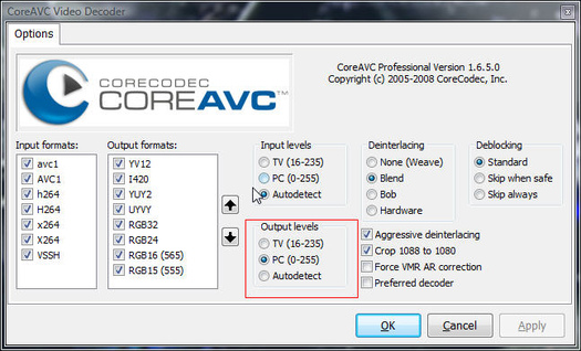 coreavc professional edition serial number missing games