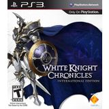 White Knight Chronicles: International Version Playstation3 Game SONY