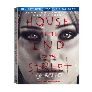 House at the End of the Street [Blu-ray]