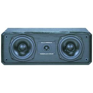 BIC VENTURI DV52CLRB 5.25 CENTER CHANNEL SPEAKER