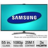 Samsung 55 inch Smart Interaction 3D HDTV
