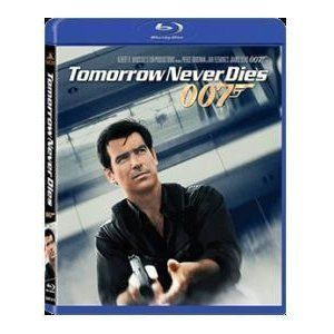 Tomorrow Never Dies - Pierce Brosnan = Blu-ray DVD (James Bond)