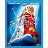 Sword in the Stone: 50th Anniversary Edition (Blu-ray + DVD + Digital Copy)