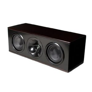 Klipsch WC24 2-Way Center Channel Loudspeaker (Espresso)