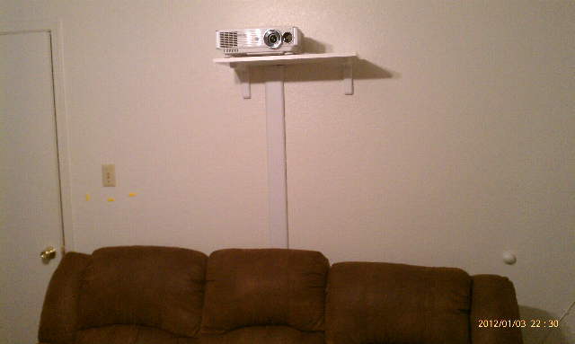 Small room projector setup help needed suggestions for Small room 7 1 setup