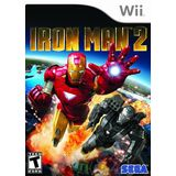 Iron Man 2 Wii Game SEGA