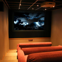 The Batcave Theater by iHouse