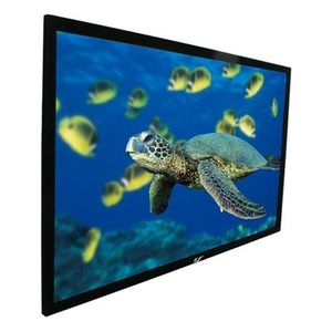 CineWhite ezFrame Series Fixed Frame Screen - 150&quot; Diagonal