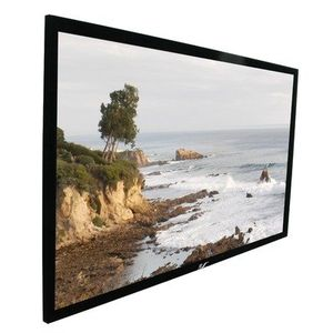 "ezFrame Fixed Frame AT 106"" Projection Screen"