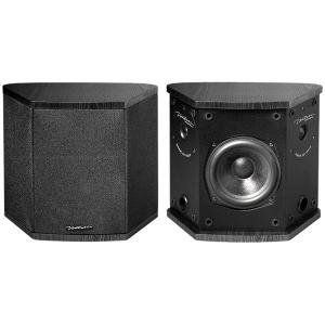 New- BIC AMERICA DV5BLK REAR/CENTER CHANNEL SPEAKER
