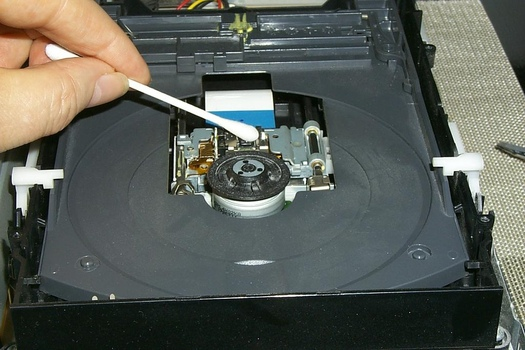 I usually suggest cleaning DVD Drives at six to eight month intervals, more