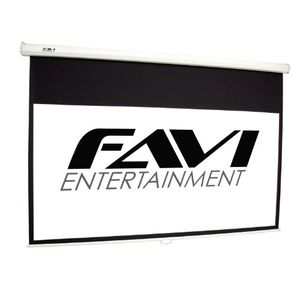 FAVI PD-HD-120 16:9/120-Inch Pull Down (Manual) Projector Screen