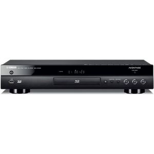Yamaha Aventage Blu-ray Player Black - BD-A1020
