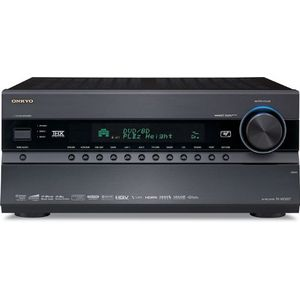 Onkyo TX-NR3007 140 Watts 9.2-Channel AV Surround Home Network Receiver (Black)