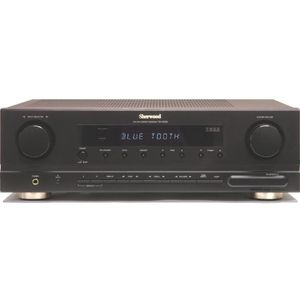 Sherwood RX-4503 2 x 100 Watt RMS Dolby Virtual Surround Sound Receiver (Black)