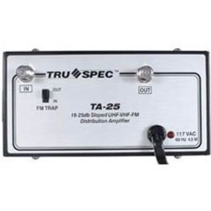 Truspec 18-25DB Sloped Distribution Amp