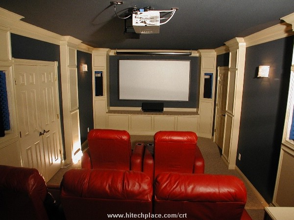 Minimum home theater size avs forum home theater for 9x11 room design