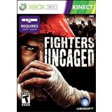 Fighters Uncaged Xbox 360 Game UBISOFT