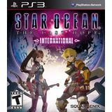 Star Ocean: Last Hope International Playstation3 Game SQUARE ENIX