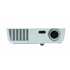Optoma HD66 2500ANSI Lumens 4000:1 3D-Ready DLP Home Theater Projector - White