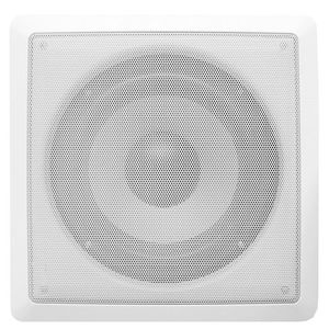 Acoustic Audio 250 Watt 8 inch In-Wall Subwoofer Home Theater Sub Speaker - CS-IW8