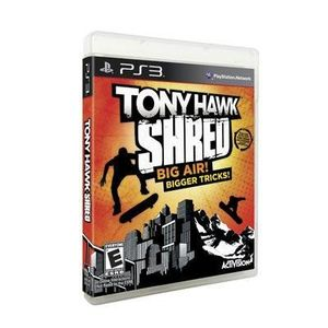 Tony Hawk Ride 2: Shred