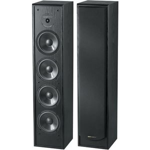 BIC America Venturi DV84 2-Way Tower Speaker, Black (Single)