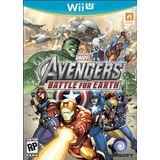 MARVEL AVENGERS: BATTLE FOR EARTH (STREETS 12-4-12