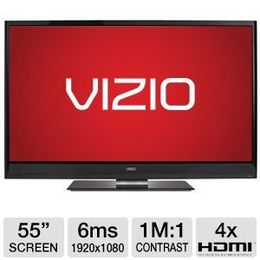 Vizio M3D550KDE 55 inch LED 3D Smart TV