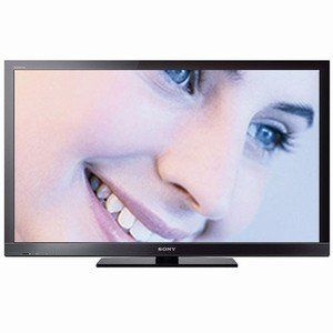 Sony BRAVIA KDL46HX800 46-Inch 1080p 240 Hz 3D-Ready LED HDTV, Black