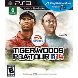 Tiger Woods PGA Tour 14 Playstation3 Game EA