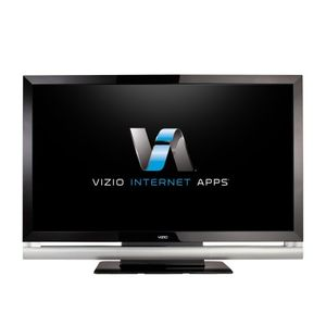 VIZIO VF552XVT 55-Inch Class XVT Series TRULED 240Hz sps LED LCD VIZIO Internet Apps HDTV
