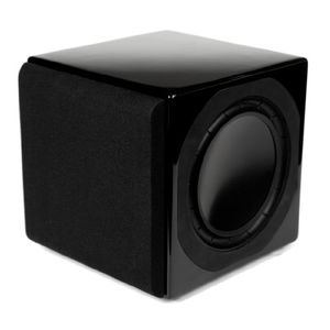 Mirage MM-8 miniature Subwoofer (Black)