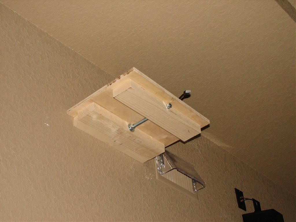 How to build a floating wall shelf - AVS Forum | Home Theater ...