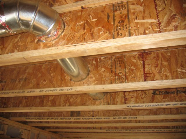 Drilling thru joists avs forum home theater for I joist vs floor truss