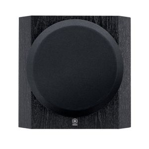 Yamaha YSTSW012 8&quot; Front-Firing Active Subwoofer, Black