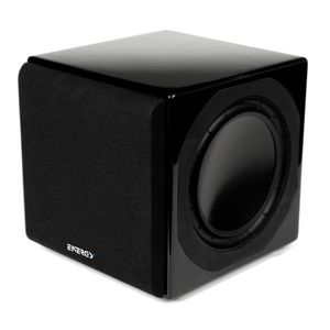 Energy ESW-M8 1200 Watt Mini Subwoofer (Black)