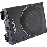 Fusion 8 inch Super Slim Under Seat 300w Amplified Subwoofer