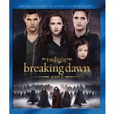 The Twilight Saga: Breaking Dawn Part 2 [Blu-ray + Digital Copy + UltraViolet]