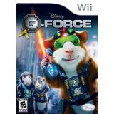 G-Force Wii Game Disney