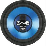 SOUNDSTORM FS8 FORCE SINGLE VOICE COIL SUBWOOFER (8)