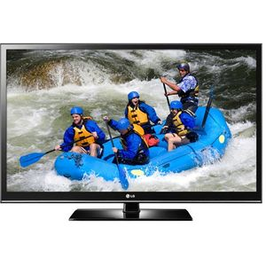New-LG 50 3D Ready Plasma 720p TruSlim - 50PW350