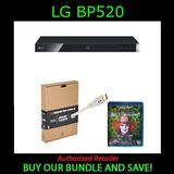 LG 3D Blu-ray Player - BP520
