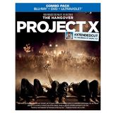 Project X (Blu-ray/DVD Combo + UltraViolet Digital Copy)