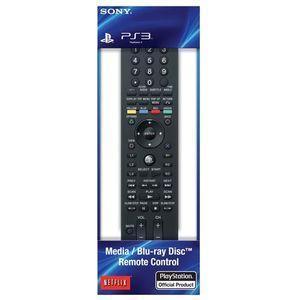 Sony Blu-Ray Disk Remote for Sony Playstation 3
