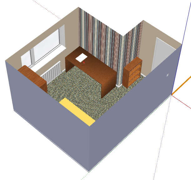 Small bedroom setup active speakers avs forum home theater discussions and reviews - Biosfera the passive house that fits anywhere ...