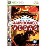 Tom Clancy's Rainbow Six Vegas Limited Edition